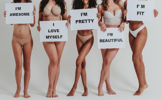 女性たちが示す風俗の種類