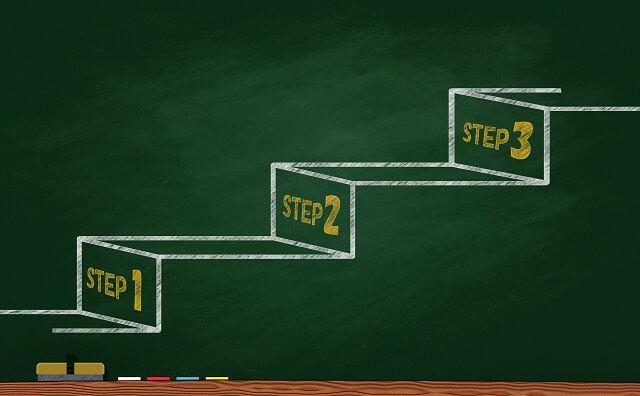 チクニ-の段階別のやり方